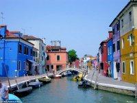 fonds d ecran de Italie Venise ile de Burano - Jean-Pierre Marro