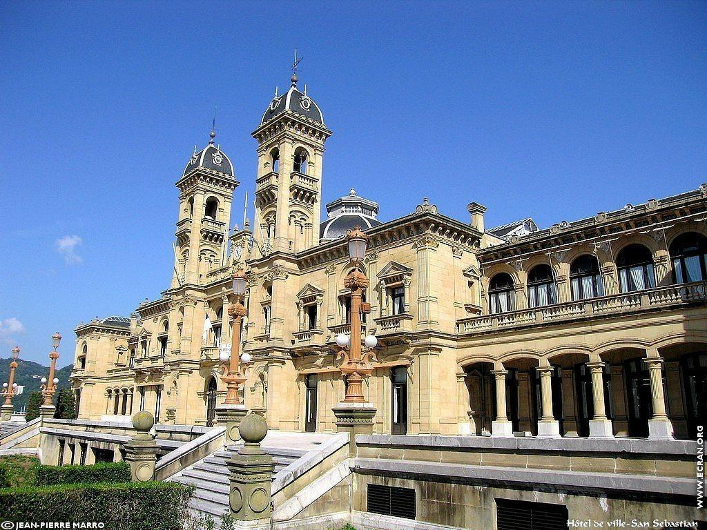 Fond d 39 cran de donostia san sebastian pays basque - Office de tourisme san sebastian espagne ...