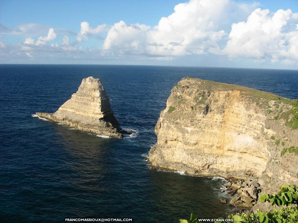 Fond d'écran de La Guadeloupe - Anse Laborte - Ansoise - Basse Terre - par Franco Massioux par ...