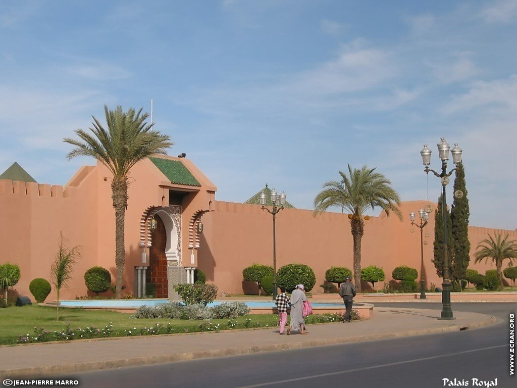 Fond D Ecran De Maroc Ourika Essaouira Koutoubia Marrakech Palais Royal Par Jean Pierre Marro 0001