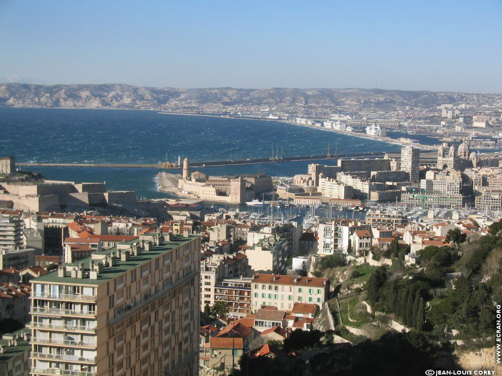 Fond d 39 cran de marseille provence bouches du rhone for Marseille bdr