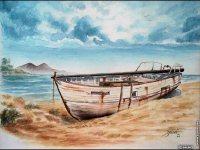 fonds d ecran de peinture aquarelle - Didier Choquet